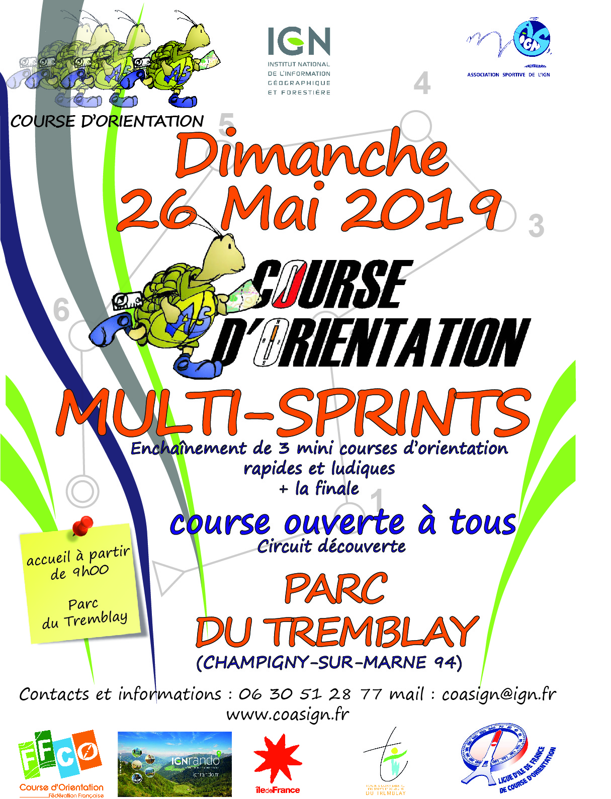 MultiSprint 26 Mai