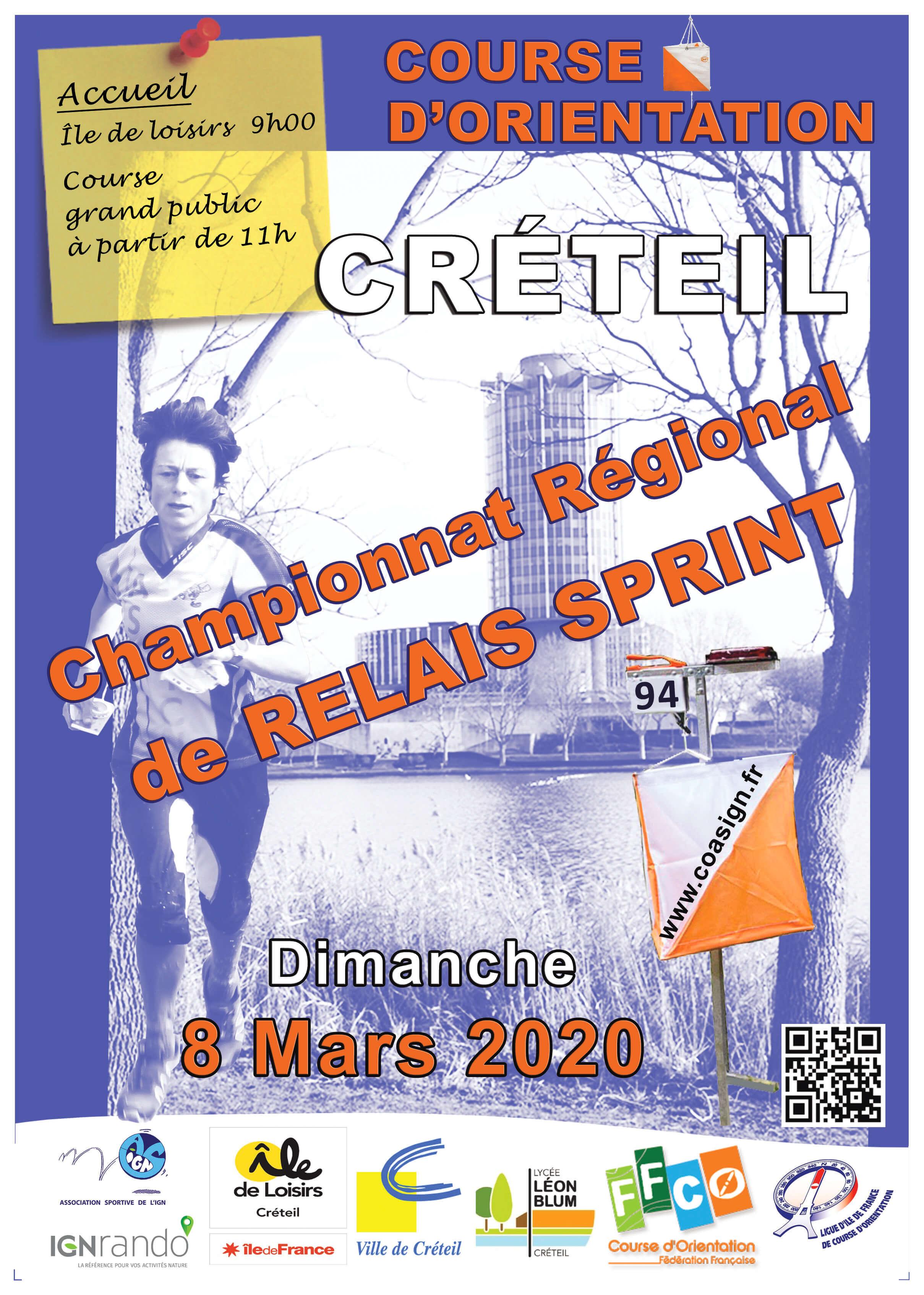 Sprint CRETEIL